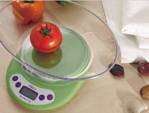 5kg/1g Precision Electronic Kitchen Scale with Tare Fuction