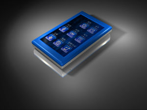 3.0-Inch Multi Touch Screen MP5 Player (H-012)