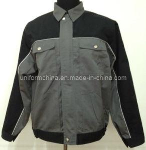 T/C Twill Assorted Color Work Jacket/Workwear/Uniform