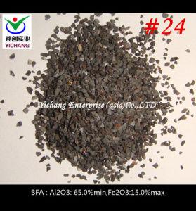 Blasting Media Al2O3: 65% Min Brown Corundum pictures & photos