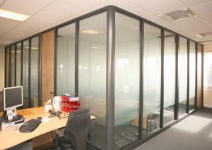 Aluminium Partition / Office Partition pictures & photos