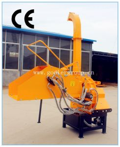 Pto Driven Wood Chipper Shredder, CE Certificate, Th-8 Model pictures & photos