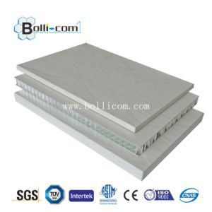 Wall Cladding Panel China Supplier Aluminum Honeycomb Panel Outside Wall Covering pictures & photos