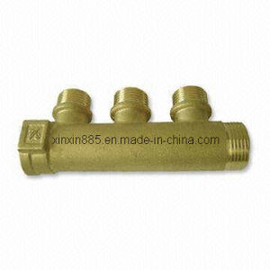 Brass Mainfolds for Water Pipe pictures & photos
