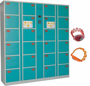 Wristband RFID Card Locker (DKC-C-24) pictures & photos