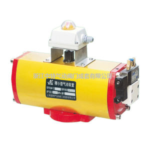 QW-2 Series Pneumatic Actuator
