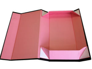 Gift Packaging Box/Paper Gift Boxes/Foldable Gift Box pictures & photos