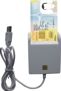 Smart Card Reader EMV WHQL UAB CCID (SCR-N58)
