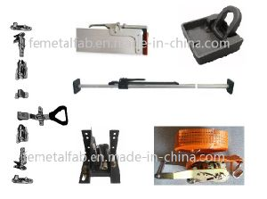 Trailer Part, Spare Tyre Lifter, Truck Part, Trailer Truck Component (FE01-0101)
