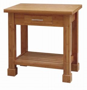 Bamboo End Table (HX1-3236)