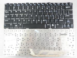 Us Layout Laptop Keyboard for DELL Vostro 1200 V1200 PP16s pictures & photos