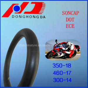 ECE Certificated 350-8 Hot Selling Motorcycle Inner Tube