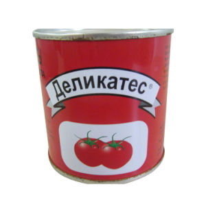 Canned Tomato Paste (198g)