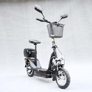 EEC 350W Electric Scooter with EEC Certificate