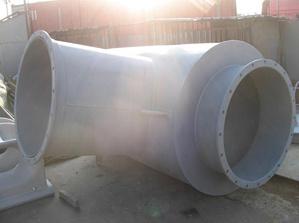 Marine Diesel Engine Exhaust Pipe