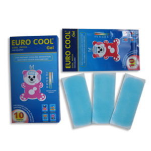 2016 Chinese Medical Products Cooling Gel Patch Fever Reducing Patch pictures & photos