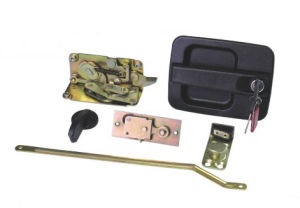 OEM Manufacturer of Bus Driver Door Lock (LL-115) pictures & photos