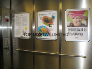 Aluminum Poster Frame Cl20, Wall Frame – Poster Display – Canaframe pictures & photos
