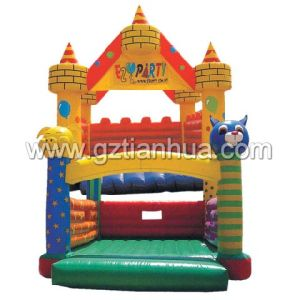 Inflatable Castle/Bouncer (IN-025)