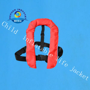 Child Inflatable Life Jacket pictures & photos