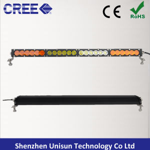 Waterproof Single Row 25inch 120W CREE 5W LED Light Bar pictures & photos