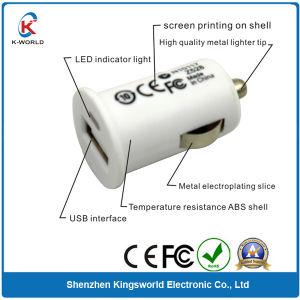 1 Port USB Car Charger 12V/24V (KW-0739) pictures & photos