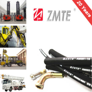 Flexible/Machinery Hydraulic SAE R15 Rubber Hose pictures & photos