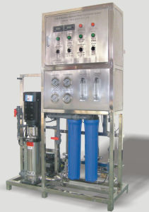 Seawater Desalination System (FSD-5000M3)