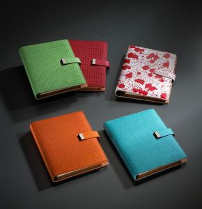 Leather Agenda Custom-Made pictures & photos