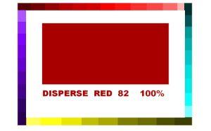 Dyestuff (Disperse Red 82)