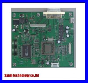 Small Batch PCBA Manufacturing Network Card PCB Assembly (PCBA-320) pictures & photos