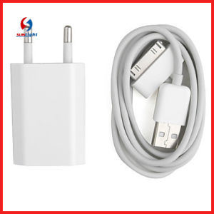 Original Mobile USB Charger Adapter for iPhone4/4s pictures & photos