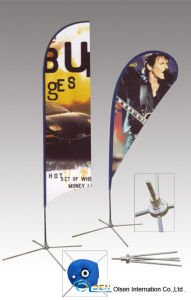 Base For Flag Banner Stand (OS-C2) pictures & photos