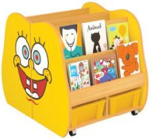 2015 Cheap Chidlren Furniture Wooden Toy Storage Cabinet (SF-12W) pictures & photos