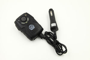 Full-HD 1296p Anti-Shock Ik10 Waterproof IP67 Mini Police Body Worn Camera with Night Vision pictures & photos