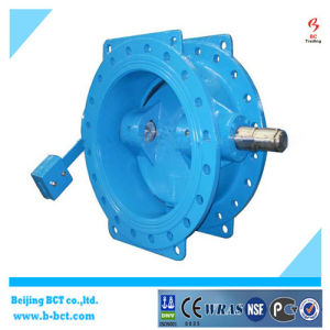 Cast Iron Wafer Butterfly Return Valve pictures & photos
