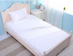Customized Disposable Non-Woven Fabric Bed Sheet for Travelling /SPA/Hospital pictures & photos