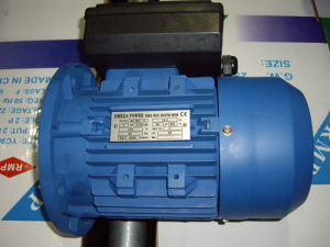(CE) MY Alu Housing Single Phase Electric Motor pictures & photos
