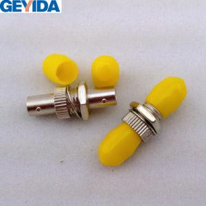 Metal DIN Adapter--Fiber Optic Adapter pictures & photos