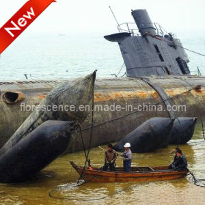 D1.5m*L6m Marine Pneumatic Rubber Airbag for Salvage