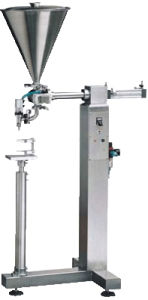 Particle Paste Filling Machine