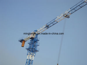 Flattop Tower Crane-Max. Load 12t Qtz260 (MLP7030) pictures & photos