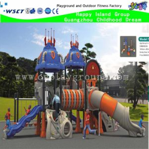 Commercial Outdoor Playground Rocket Playground for Kids (M15-0061) pictures & photos