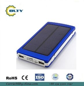 8000mAh Portable Solar Charger for Mobilephone pictures & photos