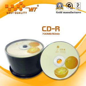 CD/CDR/CD-R 2x - 52x Printed Logo (AS TECH)