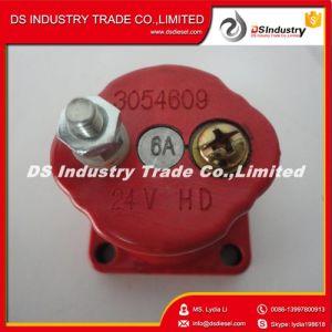 24V Solenoid Valve 3054609 455LC-7 3021420 Electromagnet Excavator Solenoid Valve pictures & photos