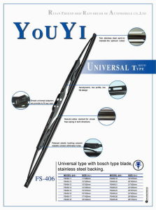Auto Wiper Blades Manufacuture pictures & photos