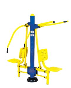 Yellow & Blue Pull and Push Chairs (JMH-47) pictures & photos