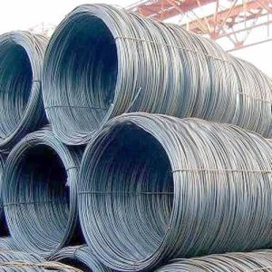 SAE1008 Non-Alloy Hot Rolled Steel Wire Rod 6.5mm 8mm 10mm From China pictures & photos