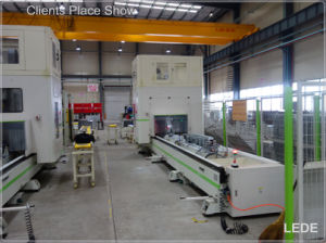 Auto Bumper CNC Aluminum Milling Machine Center with 5 Axis pictures & photos